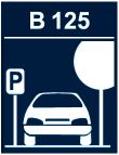 Belastingsklasse B 125