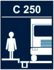 Belastingsklasse C 250