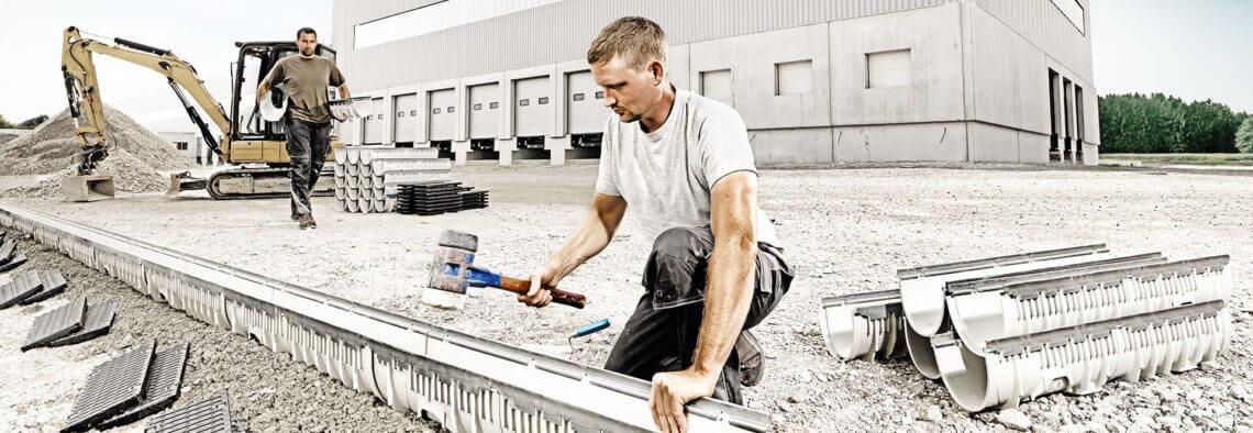 Professioneel assortiment lijngoten van MEA Watermanagement